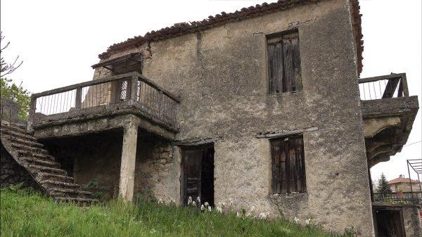 Το σπίτι του Νίκου Γκάτσου